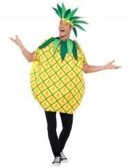 Costume da ananas per adulto