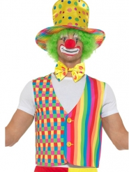 kit accessori da clown per adulto