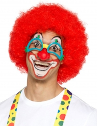 Occhiali clown comico adulto