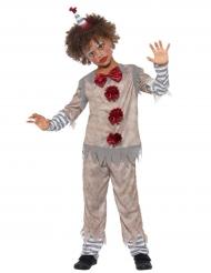 Costume clown vintage bambino