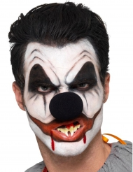 Kit trucco da clown malefico per adulto