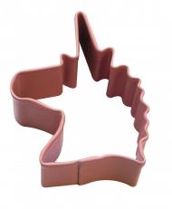 Taglia biscotti Unicorno in acciaio