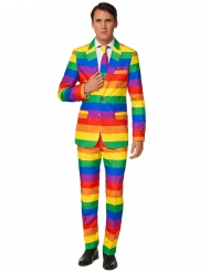 Costume Mr. Rainbow Suitmeister™ per uomo