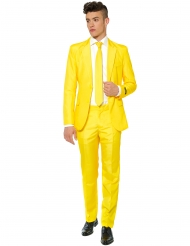 Costume Mr Solid giallo uomo Suitmeister™