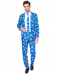 Costume Mr Xmas Snowman uomo Suitmeister™
