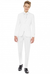 Costume Mr Bianco adolescente Opposuits™
