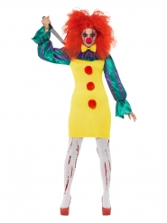 Costume Clown dell
