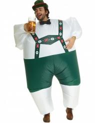 Costume gonfiabile da Bavarese per adulto Morphsuits™