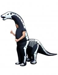Costume gonfiabile da scheletro di Dinosauro per adulto - Morphosuits™