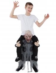 Costume da bambino a spalle dello zombie Morphsuits™