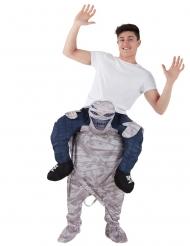 Costume uomo portato da una mummia Morphsuits™