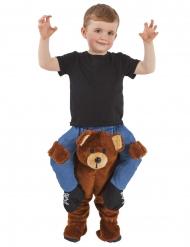 Costume da bambino a spalle dell
