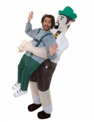Costume uomo in braccio a tirolese Morphsuits™
