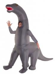 Costume gonfiabile da dinosauro gigante Morphsuits™ per adulto