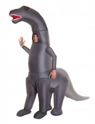Costume gonfiabile da Dinosauro gigante Morphsuits™ per bambino