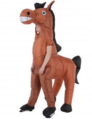 Costume gonfiabile da cavallo gigante per bambino Morphsuits™
