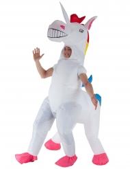 Costume gonfiabile Unicorno gigante adulto Morphsuits™
