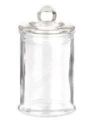 Barattolo in vetro per caramelle 12 x 6 cm