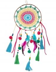 Acchiappasogni messicano multicolore 58 cm