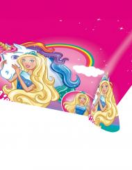 Tovaglia in plastica Barbie™ 120 x 180 cm