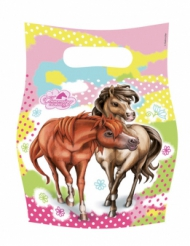 6 Buste regalo Charming Horses