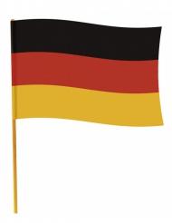 Bandiera Germania con bastone
