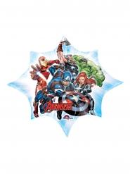 Palloncino a stella in alluminio Avengers™ 27 cm