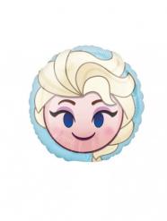 Palloncino in alluminio Frozen Emoji™ 23 cm