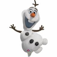 Palloncino in alluminio Olaf Frozen™ 20 x 33 cm