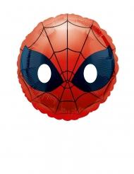Palloncino alluminio Spiderman Emoji™ 23 cm