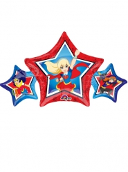 Mini palloncino alluminio Super Hero Girls™