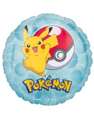 Palloncino in alluminio Pikachu™ 43 cm