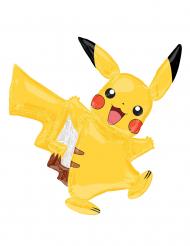Palloncino in alluminio Pikachu™ 27 x 33 cm