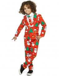 Costume Mr Holiday Hero bambino Opposuits™