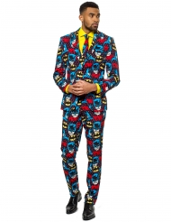 Costume da Mr. Batman™ concept per uomo Opposuits™