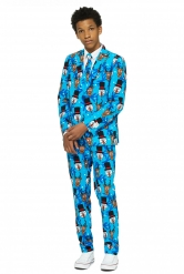 Costume Mr Winter winner adolescente Opposuits™