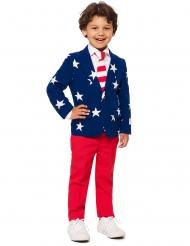 Costume da Mr. USA per bambino Opposuits™