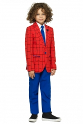 Costume Mr Spider-Man™ bambino Opposuits™