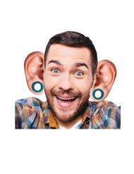 10 Paia di orecchie giganti in cartone Bulabugs