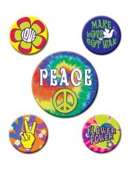5 Spille anni 60 hippie
