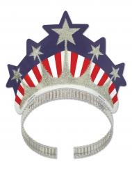Corona Miss Libertà paillettata