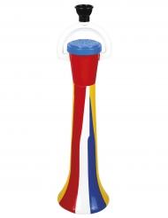 Trombetta clown clacson multicolore