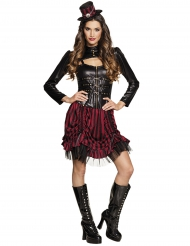 Costume Miss Steampunk per donna