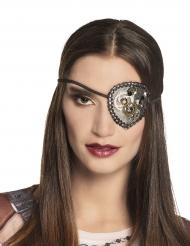 Copri occhio Steampunk per donna