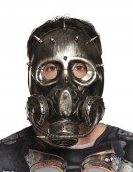 Maschera a gas Steampunk per adulto