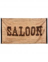 Bandiera Saloon Western Wild West 90 x 150 cm