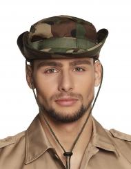 Cappello mimetico militare per adulto