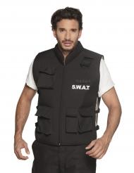 Gilet da poliziotto SWAT per adulto