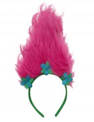 Cerchietto Troll rosa per donna