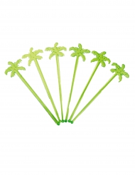 12 Mescola cocktail palma verde 18 cm